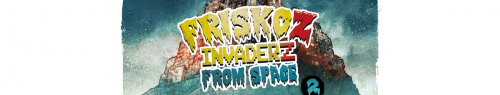 Friskoz Invaderz From Space 2
