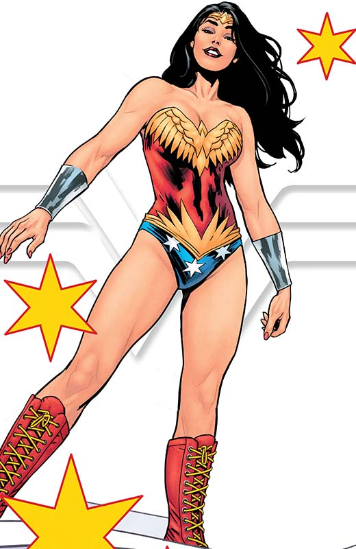 Wonder Woman - Earth One v1-001