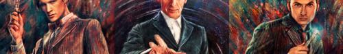 Docteur Who – Les Tomes 3