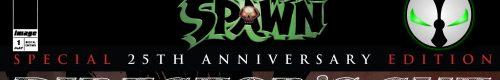 Spawn N°1 édition 25ème anniversaire
