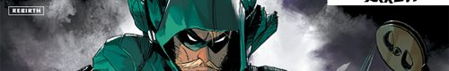 Green Arrow Rebirth – Tome 1