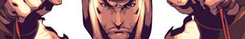 Street Fighter Tome 1: Génération Alpha