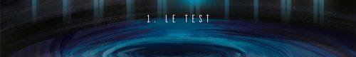 Fédération Tome 1 : Le Test