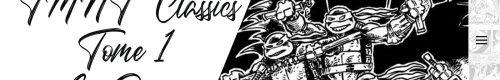 TMNT Classics – Tome 1 – Les Origines